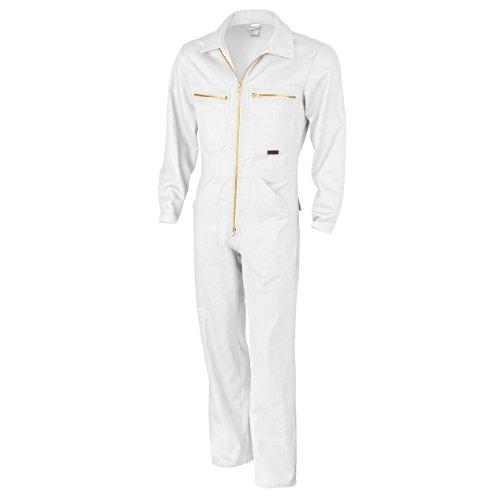 Qualitex Overall Rallyekombi 270 g 9010/3 50,Weiß