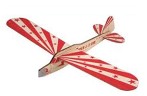 Revell 24312 BalsaBirds Jet Glider Fluggleiter aus Balsaholz zum Basteln und Spielen, Holz