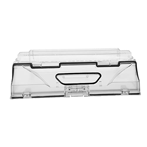 XUANXUAN NewRed Store Caja de contenedor de Polvo de Repuesto Ajuste para el vacío Xiaomi 1s Cajas de Papel de Polvo Ajuste para Roborock S50 MI Robot Aspirum Cleaner Partes Accesorios