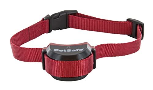 PetSafe - Collier Anti-Fugue pour Chien Têtu Supplémentaire pour Clôture Anti-Fugue Sans Fil PetSafe - Rechargeable - 5 Niveaux Réglables de Stimulation et Mode Bip