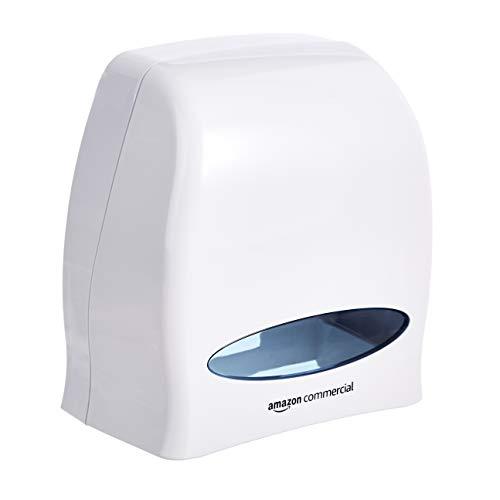 AmazonCommercial - Dispensador de papel higiénico, tamaño grande