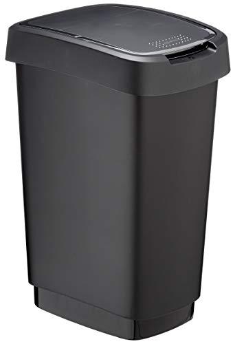 Amazon Basics – Cubo de basura, 10 l