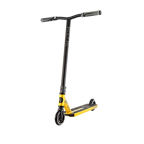 Madd Gear Carve Elite 2020 Freestyle Stunt Scooter Roller Kickscooter Tretroller Stuntscooter (Gold)