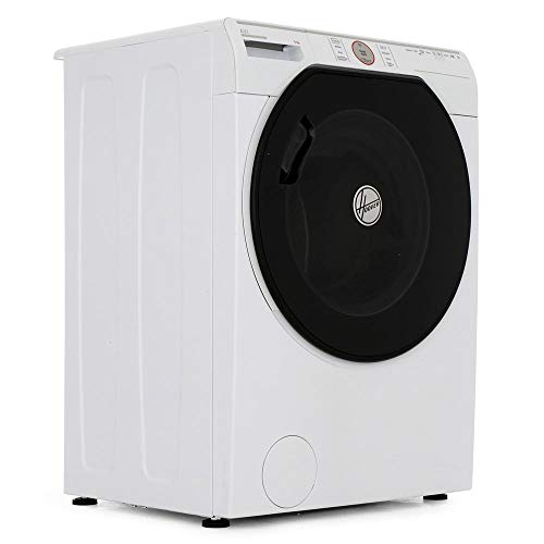 Hoover AWMPD69LH7 AXI Smart 9kg 1600rpm Freestanding Washing Machine With AI And WiFi - White With Tinted Door