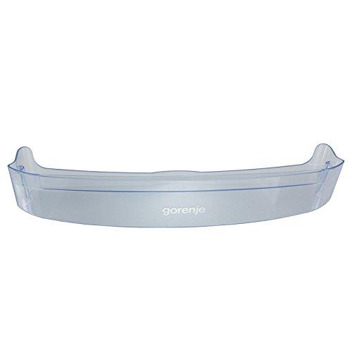 GORENJE Kühlschrank Gefrierschrank Tür unten Kunststoff Flasche Regal Tablett