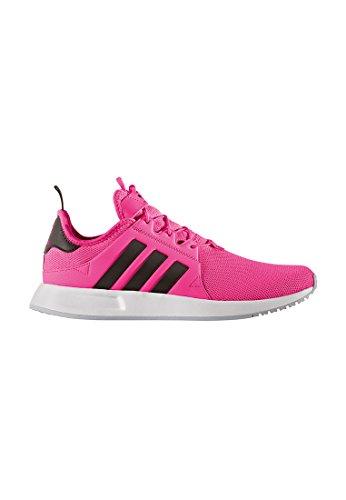 adidas X_PLR BB1108, Scarpe da Ginnastica Uomo, Rosa Shock/Nero/Bianco, Size UK 7