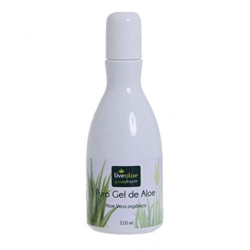 Puro Gel de Aloe 210ml Live Aloe
