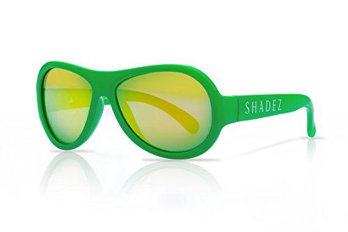 Shadez Lunettes de soleil Vert Junior 3-7 ans