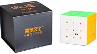 Cubelelo MoYu AoSu GTS2 M 4x4 Stickerless (Magnetic) 4x4x4 Speed Cube Magic Cube Magnetic Puzzle