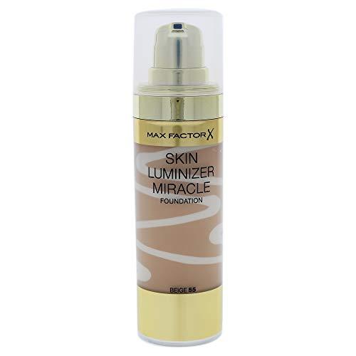 Max Factor Skin Luminizer Foundation Make-Up (55 Beige) 30 ml