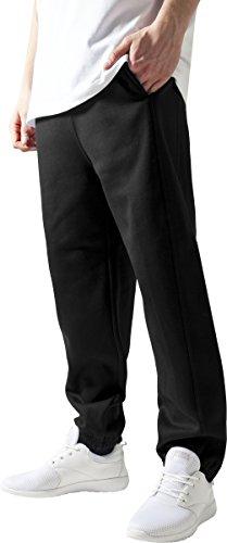 Urban Classics TB014B Herren Sweatpants, Grau (charcoal), XL