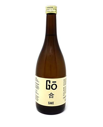 Go-Sake, Junmai Craft Sake (0,72 l)