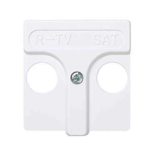 Simon - 27097-34 tapa r-tv+sat s-27 blanco nieve modular Ref. 6552734117