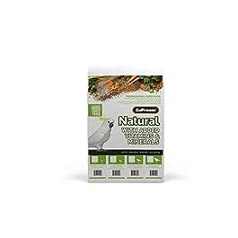 ZuPreem Natural Large Parrot – 20lb – Complete Food