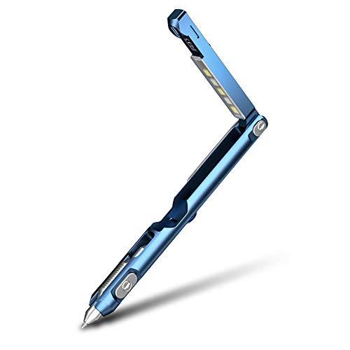 WUBEN E61 Linterna Bolígrafo recargable USB, Linterna estilo lápiz impermeable,Multifuncional Pen EDC Penlight
