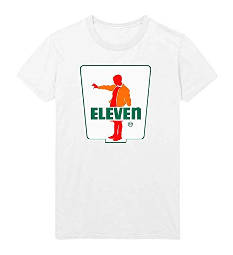 Eleven Things Artwork Funny Stranger D25 Camiseta Unisex par