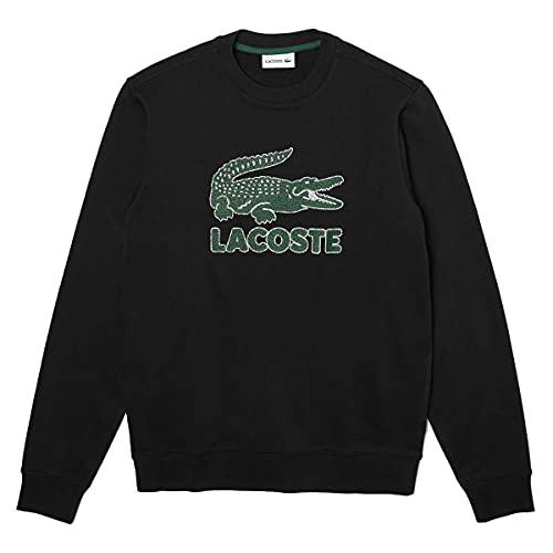 Lacoste Jersey para hombre., Negro (031), M