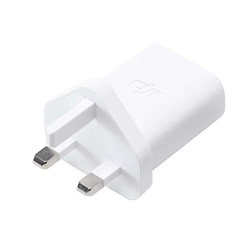 DJI Mavic Mini Parte 15 Caricatore USB per Batteria di Volo Mavic Mini, Ricarica Rapida, Potenza di Uscita 18W, Spina UK, Accessorio per Drone Mavic Mini