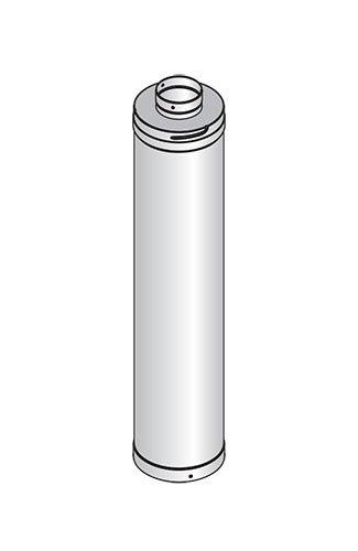 Schornsteinverlängerung 1000 mm