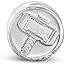 Marvel's Thor Bead in Sterling Silver