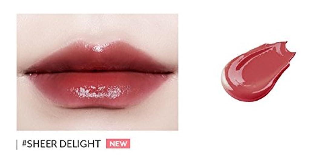 ドラム下位付属品[PONY EFFECT]ポニーエフェクト ティント Favorite Fluid Lip Tint (Cherish Values) [並行輸入品] (Sheer Delight)