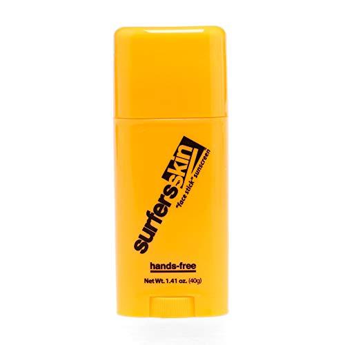 Surfers Skin SPF 30 Plus Handsfree Stick Sun Protection One Size No Colour
