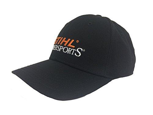 Stihl Timbersports Cap, schwarz, one Size