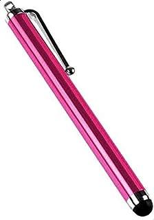 قلم شاشة لمس يونيفرسال للهواتف الذكية و التابلت - وردي