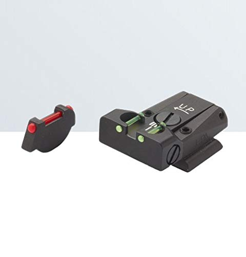Amazing Deal LPA SIGHTS Sight Set for Ruger P90, P91, P92, P93, P94, P95, P97 - TTF91RU