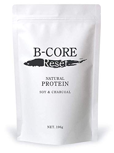 ビコアリセット ソイプロテイン ココア味 ボディメイク ダイエット 炭 クレンジング 無添加 28食