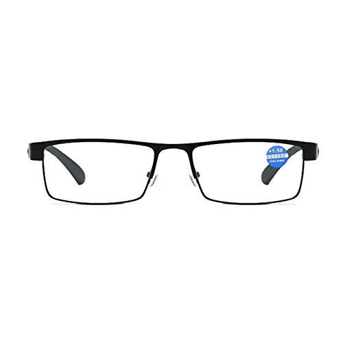 XJZHANG Anteojos De Lectura con Luz Azul Antideslumbrante Filtro De Anteojos Ligeros Blue Ray Use sobre Anteojos De Lectura/Gafas Graduadas/Antideslumbrante para Reducir El Dolor De Cabeza