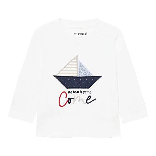 Camiseta de manga larga de velero.