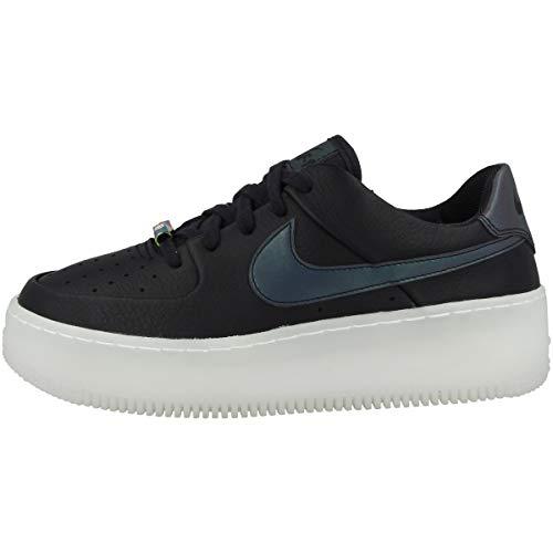 Nike W AF1 Sage Low LX, Zapatillas de básquetbol Mujer, Color Blanco Aceite, 40 EU