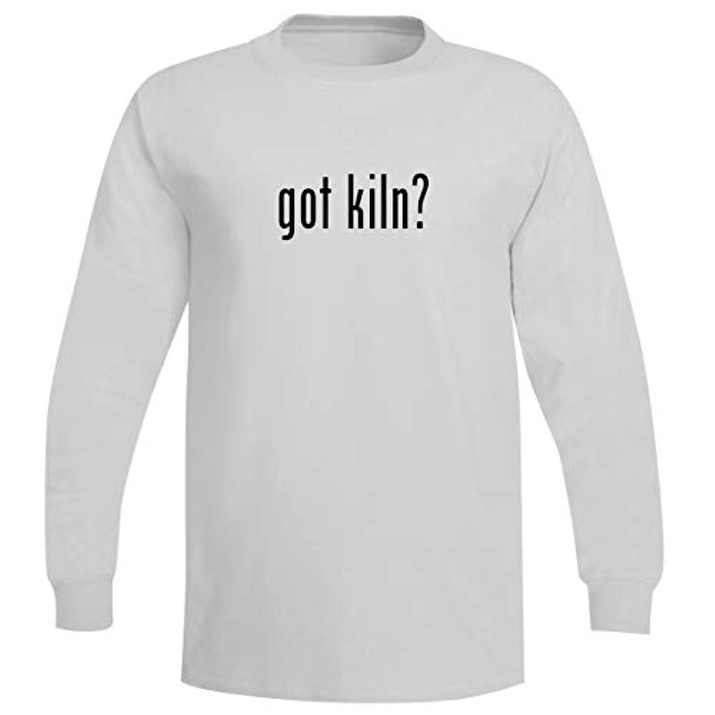 The Town Butler got kiln? - A Soft & Comfortable Men's Long Sleeve T-Shirt