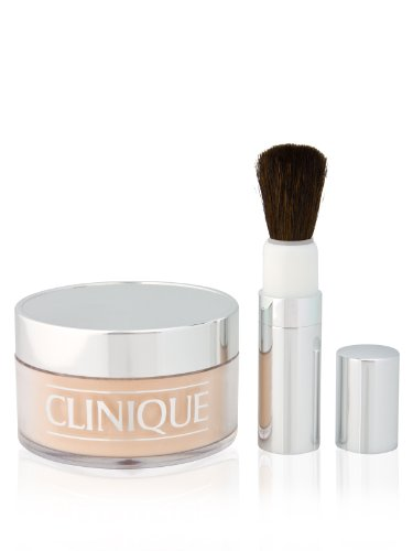 Clinique Blended Face Powder And Brush 08 Transparency Neutral