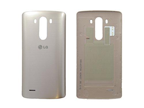 LG D855 G3 Akkudeckel + NFC Antenne, Battery Cover, Gold