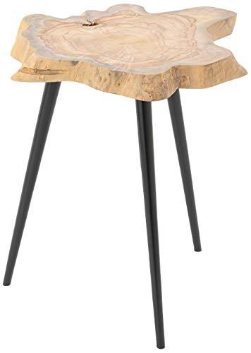 Amadeus Table Basse en Bois Maison du lac 50 cm
