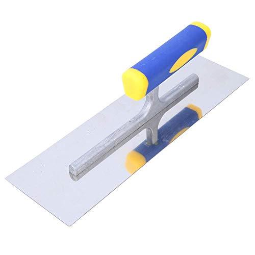 Flotador de lechada de baldosas, herramienta profesional de enlucido de enlucido para enyesado, llana para pisos de baldosas, para baldosas flotantes, para desnatado y enlucido de múltiples acabados (