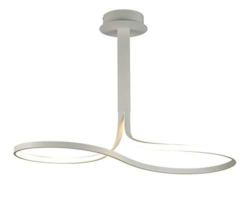 Lampara NUR LED lazo blanco de Mantra