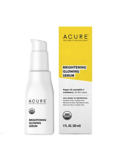 Acure Seriously Glowing Facial Serum, 1 Ounce by Acure