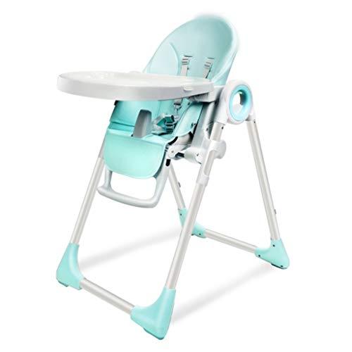 Diaod El niño del bebé Silla de Comedor Silla Plegable Multifuncional de Comidas IKEA bebé portátiles niños Mesa de Comedor Silla Y (Color : C)