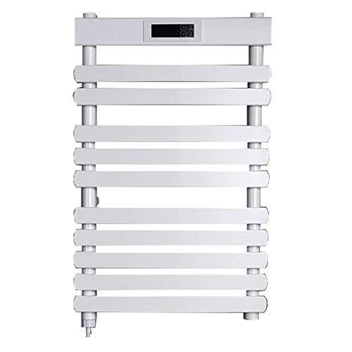 JNMDLAKO Calentadores de Toallas eléctricos, Rejilla de Secado eléctrico Control Inteligente de Temperatura Rejilla de calefacción montada en la Pared Disipador de Calor Cocina de Hotel Familiar