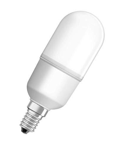 Osram LED Star Stick Lampe, Sockel: E14, Cool White, 4000 K, 10 W, Ersatz für 75-W-Glühbirne