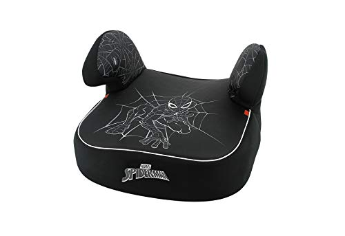 Siège auto rehausseur bas DREAM groupe 2/3 (15-36kg) - fabriqué en France - Disney Spiderman