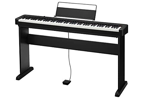 CASIO カシオ/CDP-S160BK【専用スタンドセット!】デジタルピアノ