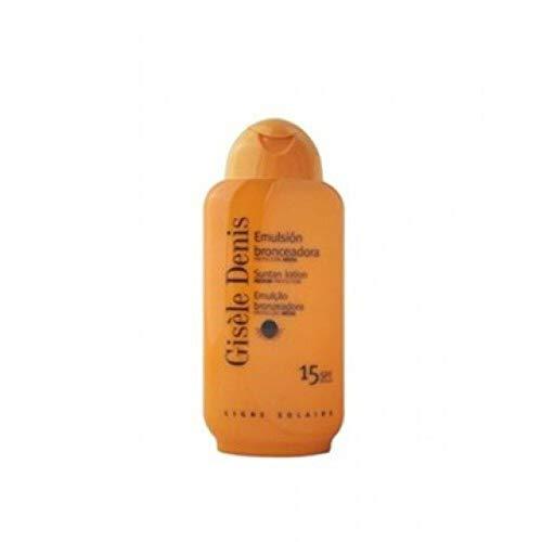 ambre solaire Gisèle Denis Solaire Emulsionne SPF15 200 ml