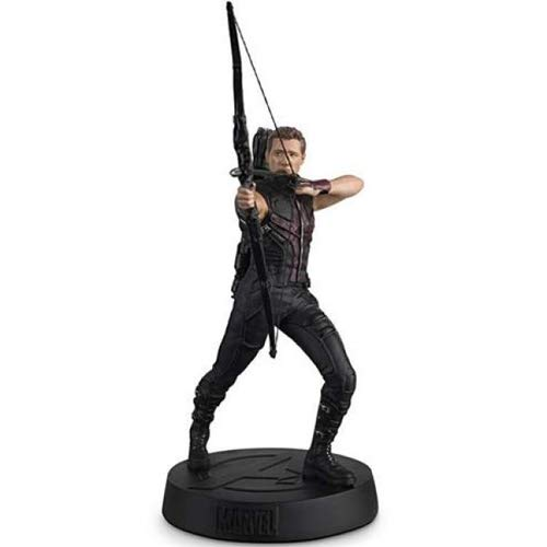 EAGLEMOSS LIMITED Avengers - Estatua de Resina de Ojo de Halcón de 14 cm (1:16)
