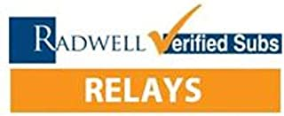 RADWELL VERIFIED SUBSTITUTE HC4-P-12VACSUB Relay - 12VAC, 5A 4PDT Plug in Relay- Replaces AROMAT PN: HC4-P-12VAC