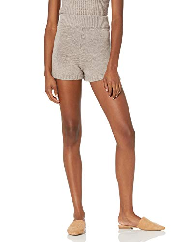 The Drop Women's Adrienne Pull-on Sweater Knit Short