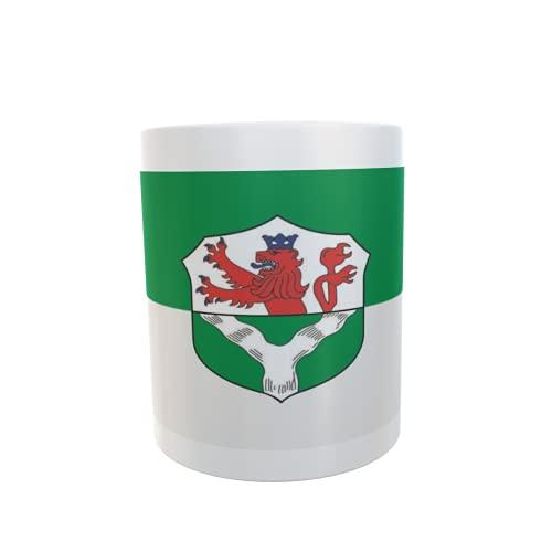 U24 Tasse Kaffeebecher Mug Cup Flagge Lohmar